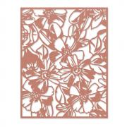 Sizzix Thinlits Die - Flowery by Tim Holtz