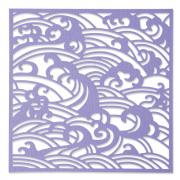 Sizzix Thinlits Die - Mystical Seascape