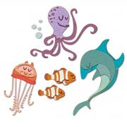 Under the Sea Thinlits Set