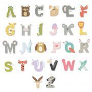 Sizzix Thinlits Die Set 26PK - Animal Alphabet