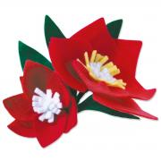 Sizzix Bigz Die - Seasonal Florals, 3-D