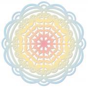 Sizzix Thinlits Die - Heart Mandala by Eileen Hull
