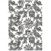 Sizzix 3-D Texture Fades Embossing Folder - Mini Botanical by Tim Holtz