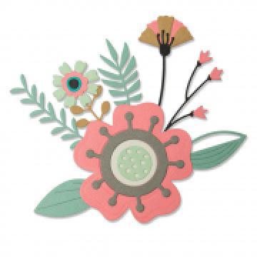 Sizzix Creative Florals *