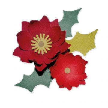 Sizzix Winter Poinsettia Bigz*