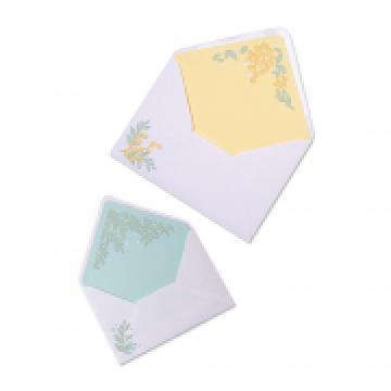 Sizzix Foliage Envelope Liners *