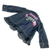 Sweet Girl Denim Jacket