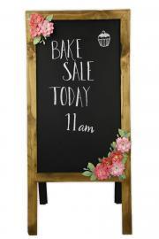 Bake Sale Stand