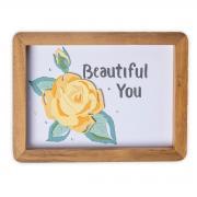 Beautiful You Frame