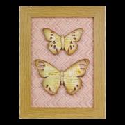Tattered Butterfly Frame