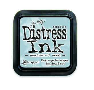 Ranger Weathered Wood Distress Pad - Tim Holtz