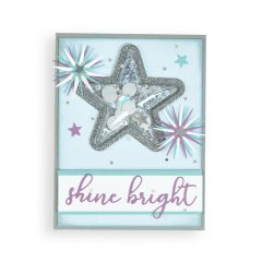 Jeweled Snowflakes Card