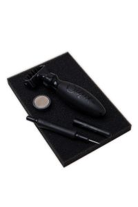 Sizzix Making Tool - Die Brush & Die Pick Accessory Kit (Black) inspired by Tim Holtz