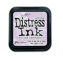 Ranger Milled Lavender Distress Pad - Tim Holtz