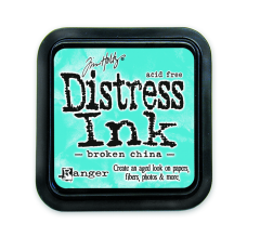 Ranger Broken China Distress Pad - Tim Holtz
