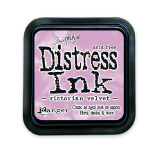 Ranger Victorian Velvet Distress Pad - Tim Holtz