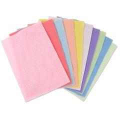 Sizzix Surfacez -Pastel Colored Felt sheets 10PK