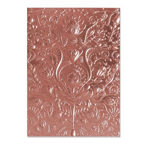 5 by 7 Inches Vintage House Duck Tree Plastic Embossing Folders for Scrapbooking Card Making Christmas Easter Embossing Folders