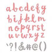Sizzix Bigz XL Die - Alphabet