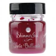 Manuscript Frosted Berry Shimmer Ink
