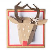 Origami Reindeer Gift Box