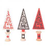 Folk Christmas Tree Decorations