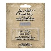 Idea-ology Tiny Attacher Refills, 1550/Pk - Tim Holtz