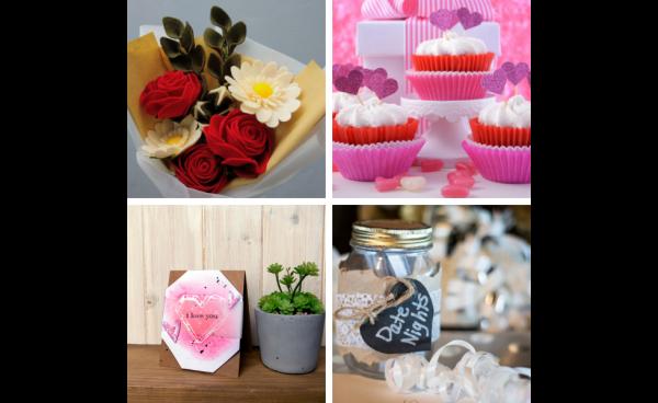 Top 5 DIY Valentines Gift Ideas