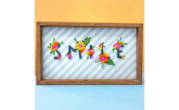 Floral Smile