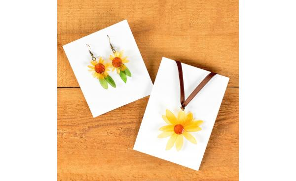 DIY Jewellery with Shrink Plastic!