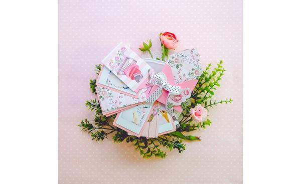 How to make an envelope box minialbum (VIDEO)