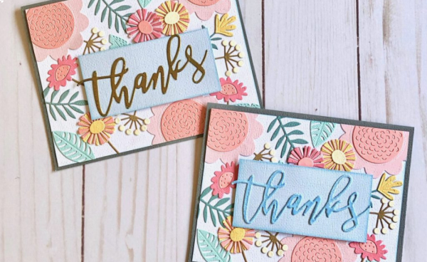 Create Your Own Patterned Card Backgrounds