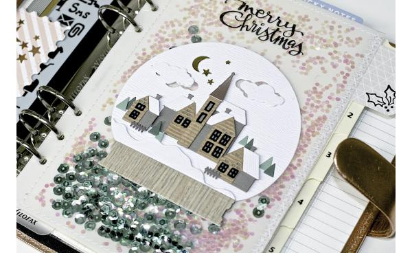Planner Decoration Christmas