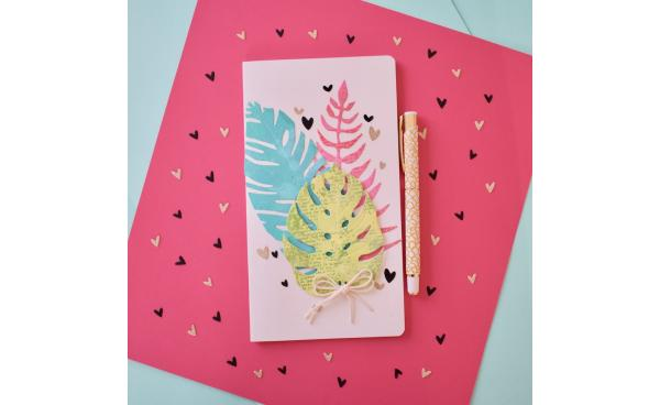 Large Tropicals Notebook