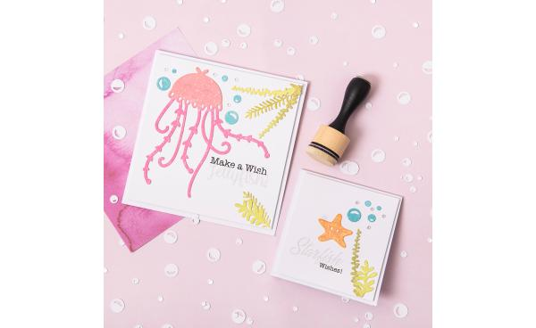 Clean & Simple Under the Sea Cards