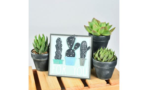 DIY Father's Day Gardening Gift and Card
