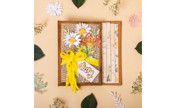 Flower Diary - Video tutorial