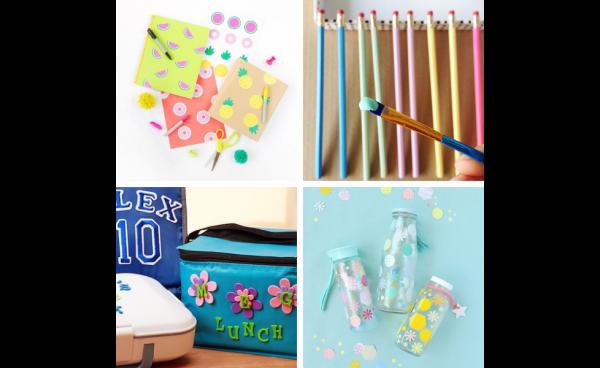 Back to School DIY Essentials!